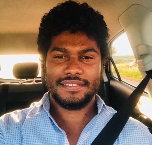 Vereador de Santa Cruz de Goiás Eronilson Jorge. | Foto: reprodução