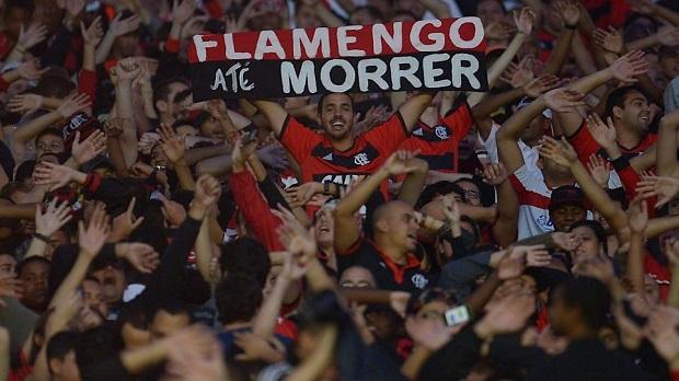 Justiça libera público em jogos que o Flamengo for mandante