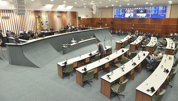 Após recesso parlamentar, matérias do Governo começam a tramitar na Assembleia Legislativa