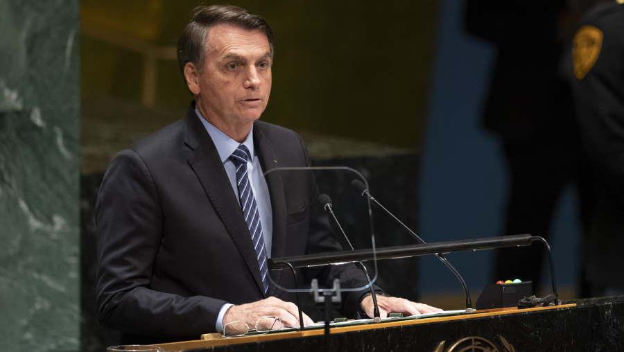 Esquerda e mídia jogam contra Bolsonaro e o Brasil