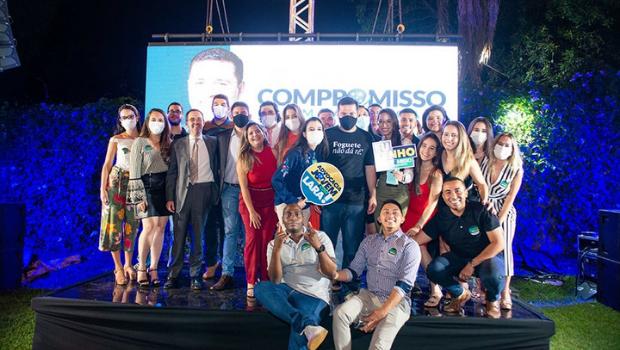 Rafael Lara defende uma OAB que dê mais suporte aos novos advogados de Goiás