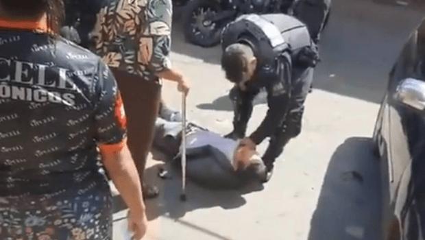 Justiça determina prisão preventiva de PM acusado de agredir advogado em Goiânia