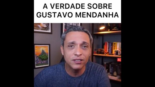 Gustavo Gayer detona Gustavo Mendanha. Veja o vídeo