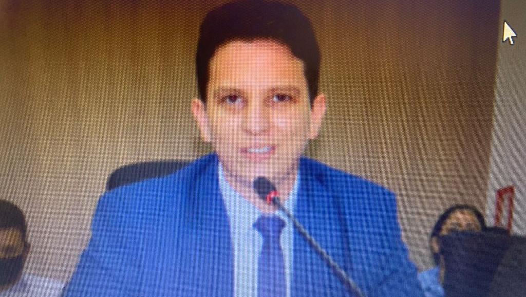 Polícia prende o vereador João Gabriel, de Porangatu