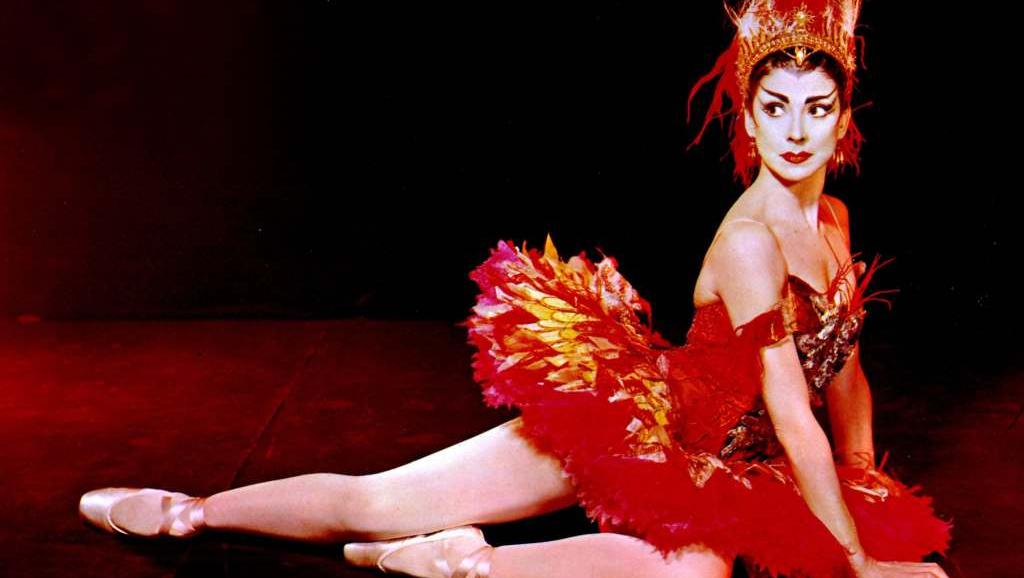 A bailarina Margot Fonteyn mesmerizou os goianos e chamou a atenção do país para Goiás