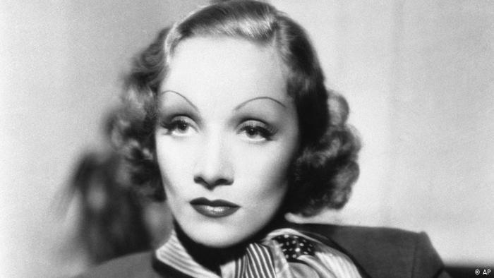 Marlene Dietrich e o dia que usou um barril como vaso