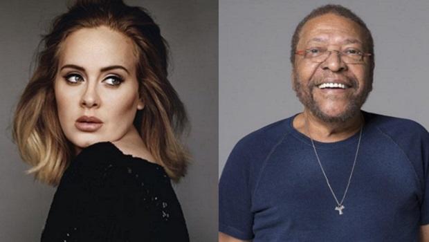 """Polêmica musical: pop star Adele plagiou """"Mulheres"""", cantada por Martinho da Vila? Tire suas conclusões"""