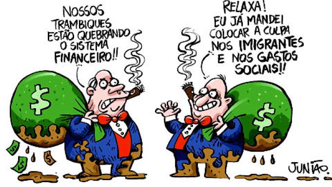Entenda por qual motivo não se encontram agências do Itaú e do Bradesco na Europa