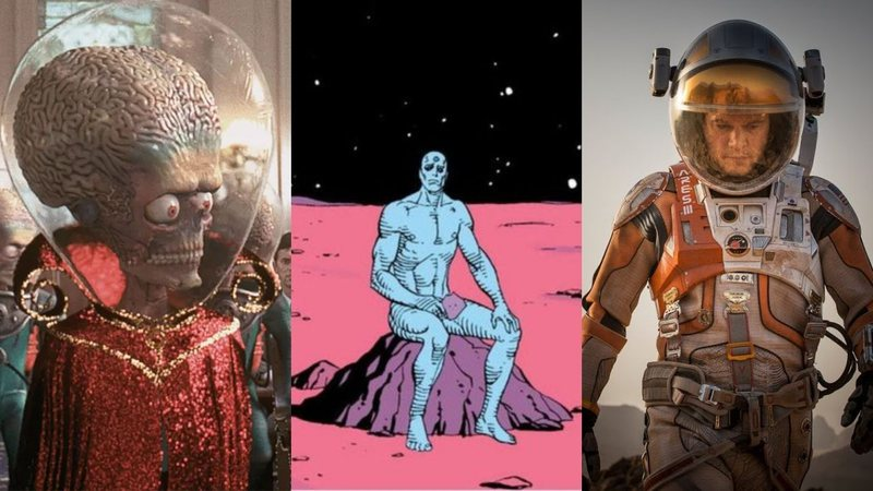 14 contos marcianos. Leitura diversificada e imperdível