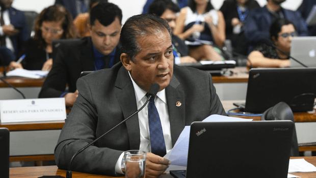 Senador tocantinense Eduardo Gomes é investigado pela PF por suposto envolvimento em esquema com a Codevasf