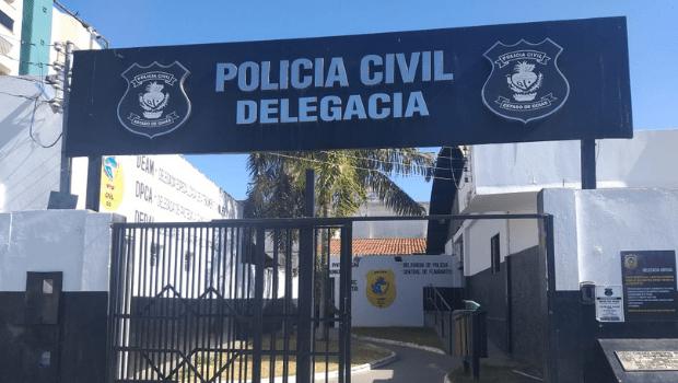 Servidor que desviou moto do pátio da SMT em Caldas Novas é indiciado