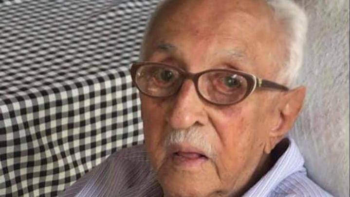 Morre pai do ex-presidente do TCE Frederico Jayme, aos 98 anos