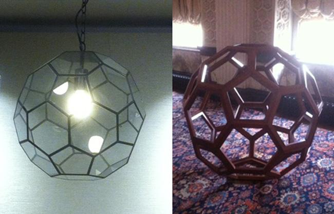 Ai Wei Wei Hexagon / pentagon