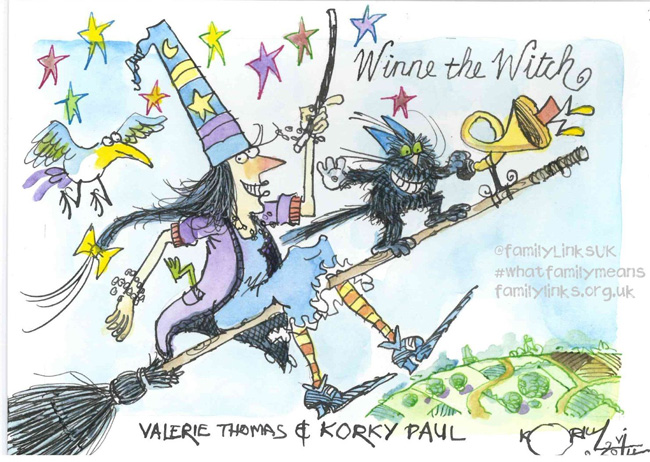Family Links Korky Paul