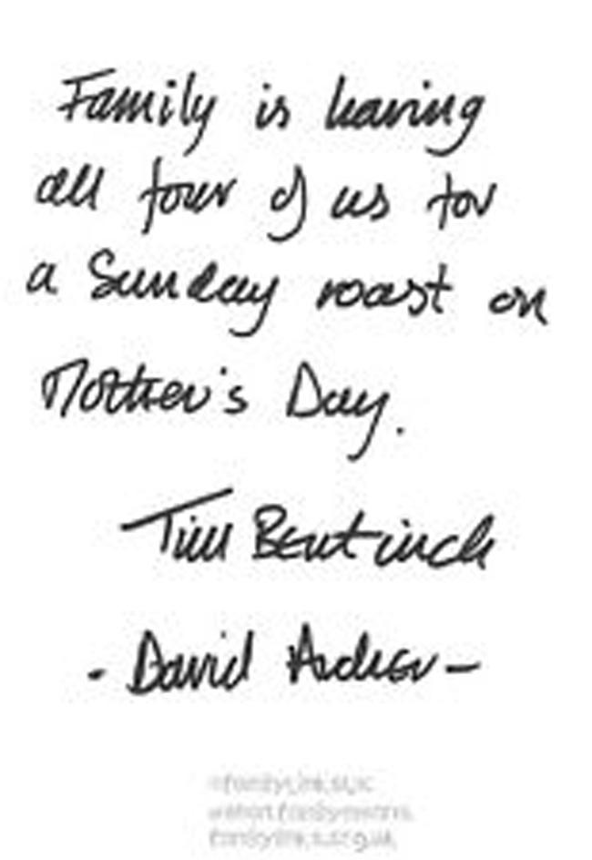 Tim Bentinck (David Archer)