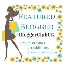 featured blogger, blogger club uk