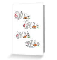 Rabbit hole Cards