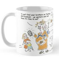 Find brothers mug