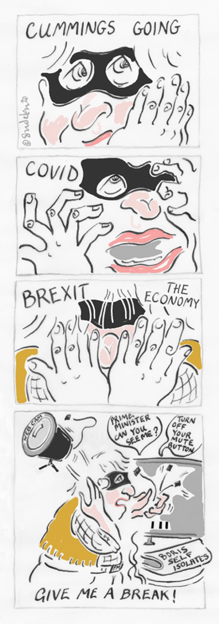 Boris Pulls The Plug