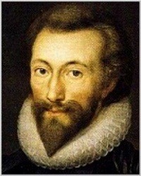 John Donne as a metaphysical poet