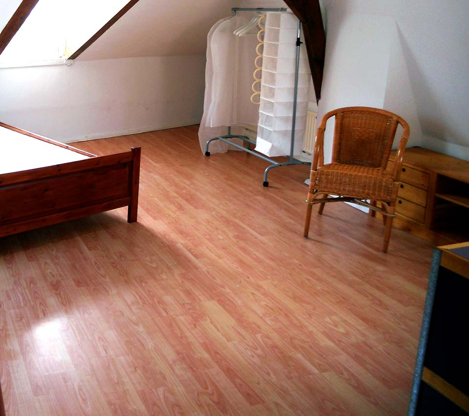 Attic Flooring Cork