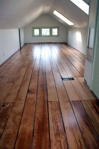 Wood For Attic Floor Gallery - Cheap Laminate Wood Flooring