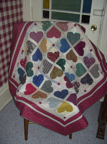 firstquiltheart
