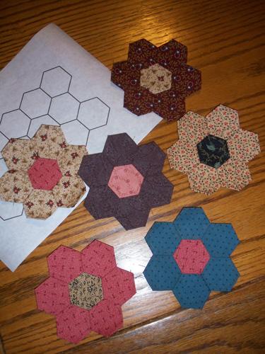 hexagonhandpieceing
