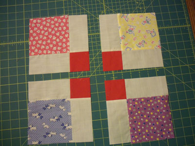 cutting instructions for yellow brick road quilt