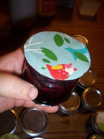 Jars-fabric