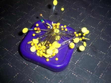 MagneticPincushion