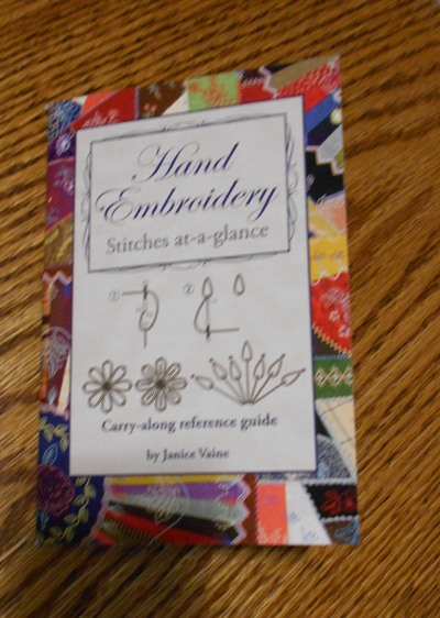 Try it on Tuesday: Embroidery and Patchwork Revisited   Jo's