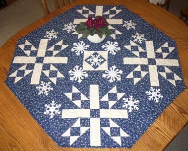 Snowflake Centerpiece