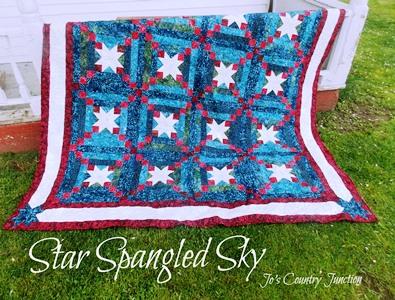 Star Spangled Sky