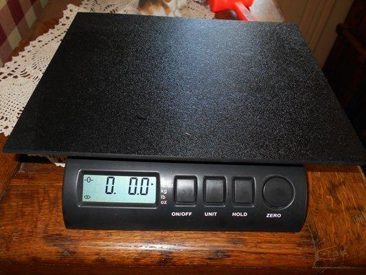 Postal-Scale