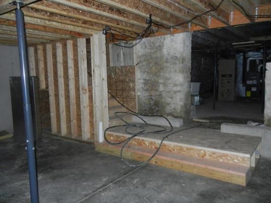 House-basement