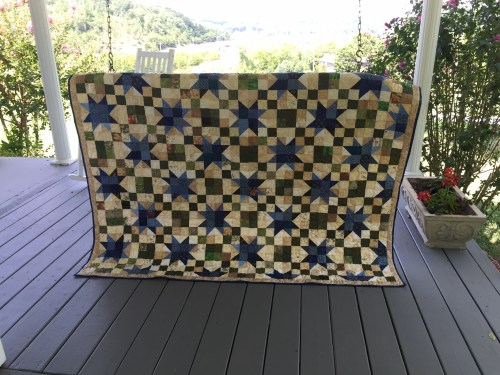 Jo's star quilt (002)