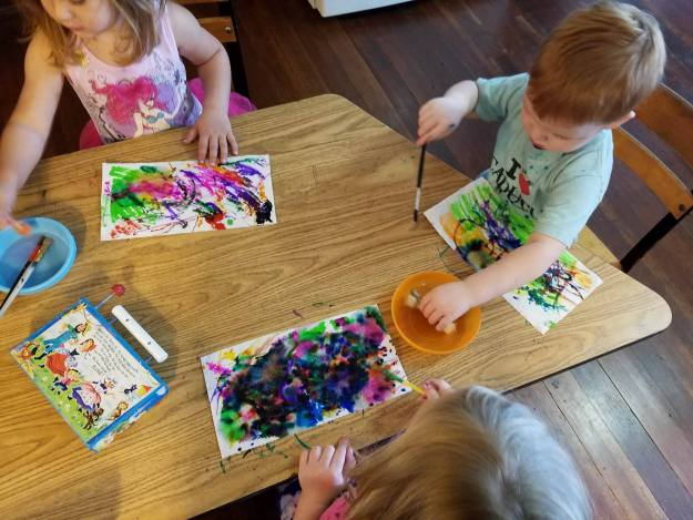 childcare--1-3-5