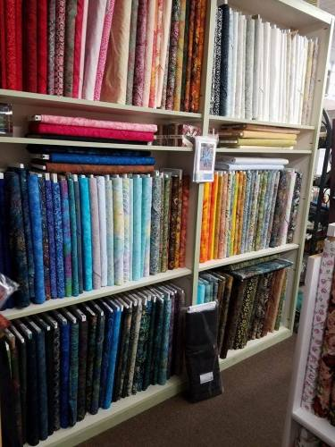 Shop Tour Quilter S Garden Jo S Country Junction