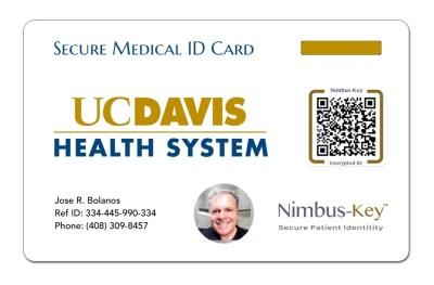 Nimbus Key ID Card