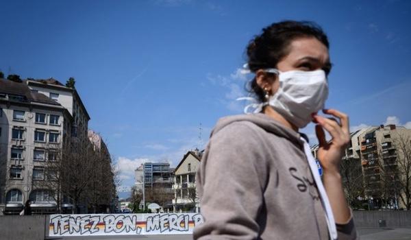 Swiss coronavirus cases surge, canton orders seniors to stay home