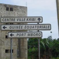 VERSO LA GUINEA
