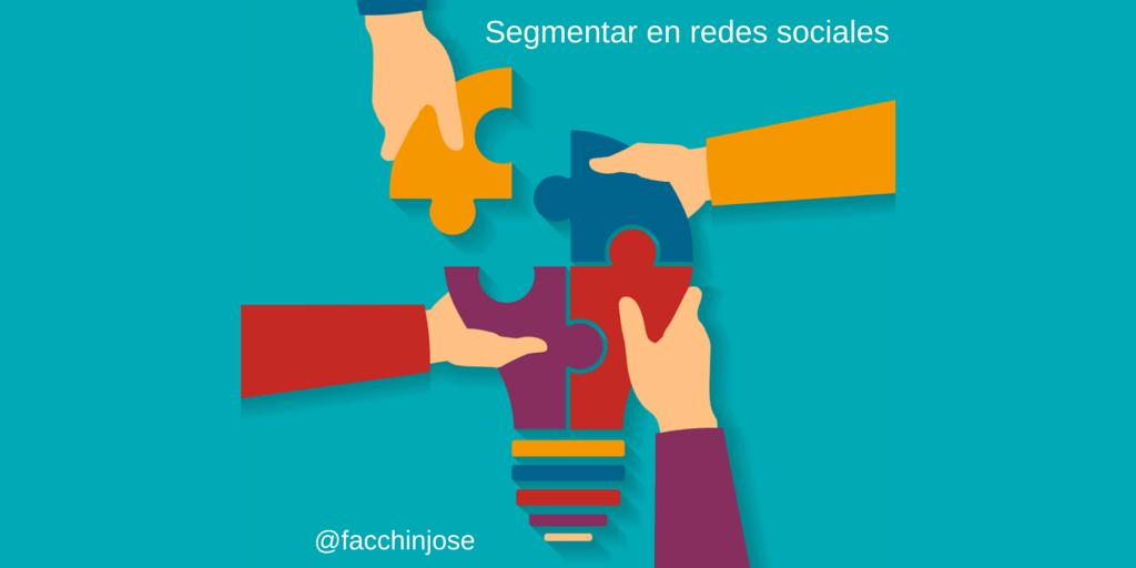 6 ideas de cómo segmentar en redes sociales para el turismo #Infografía