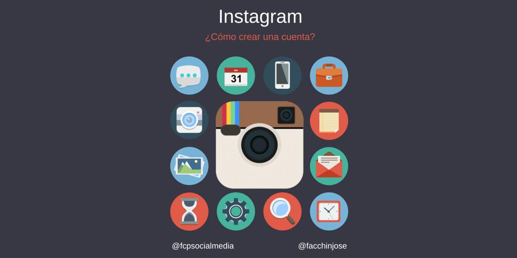 ¿Cómo descargar la App y crear una cuenta de Instagram profesional?
