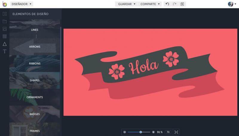 """Diseña contenidos visuales con el editor de fotos online """"BeFunky"""""""