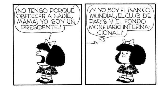 Mafalda Ciencias Politicas