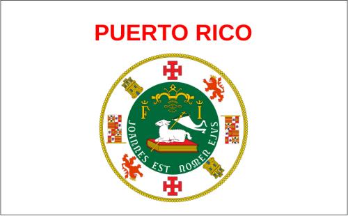 Bandera Puerto Rico Olimpiadas 1948