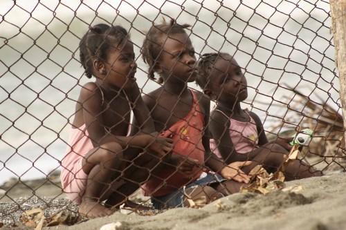 Ninos Haitianos