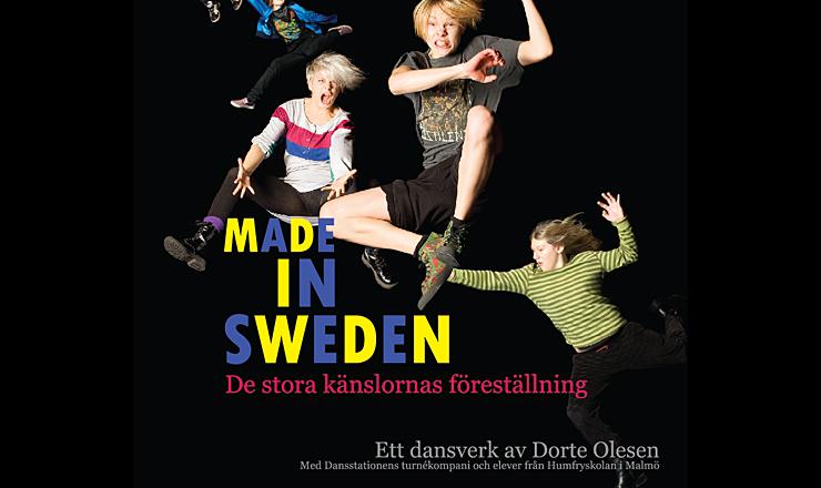 Dorte Olesen: Made in Sweden