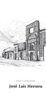 Biografia de Jos Luis Herrero dibujante y pintor de vila